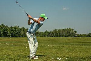 Fehler verzeihende Golfschläger