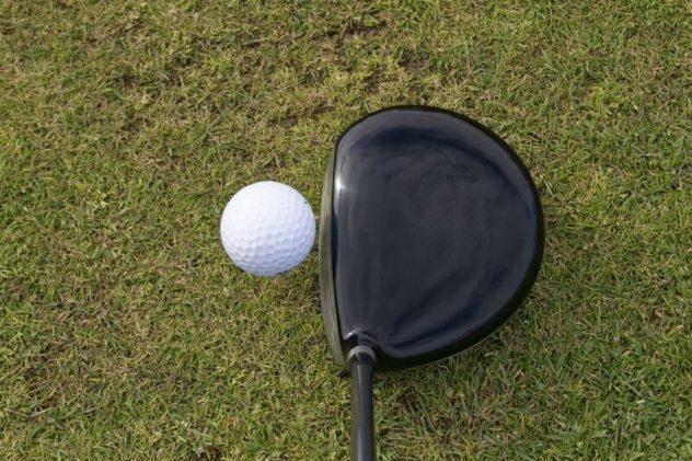 Golf Schlägerkopf Geschwindigkeit