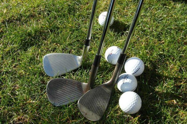 Wann nehme ich welchen Golf-Schläger?