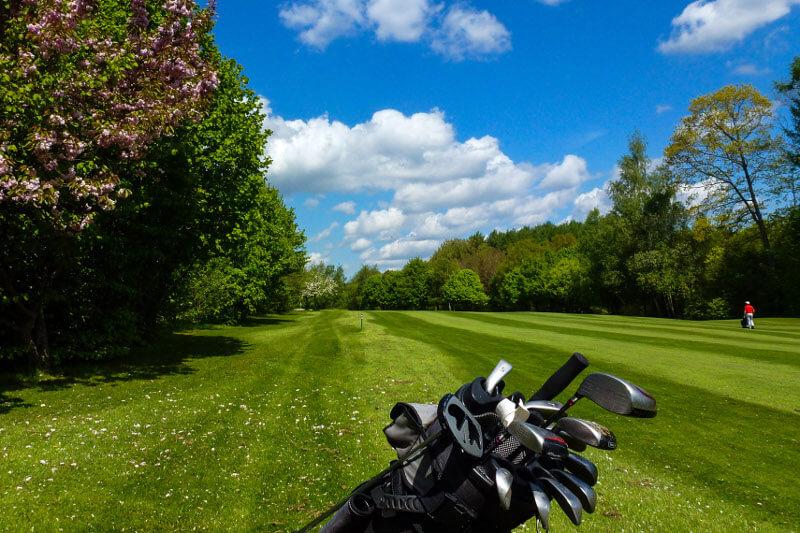 Golfschläger Anfänger