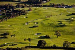 Golfplatz in Irland