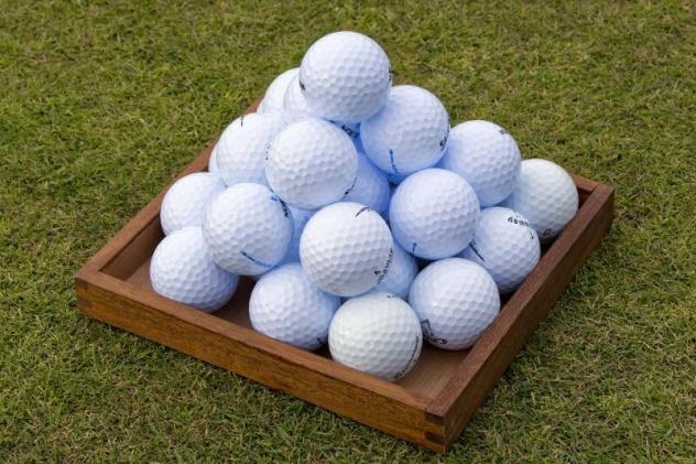 Gebrauchte Golfbälle - Lakeballs