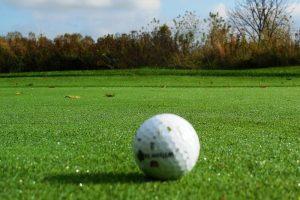 Golf Putten Technik