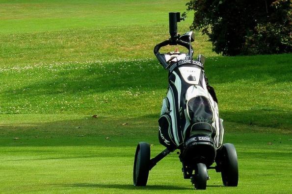 Was gehört in ein Golf-Bag?