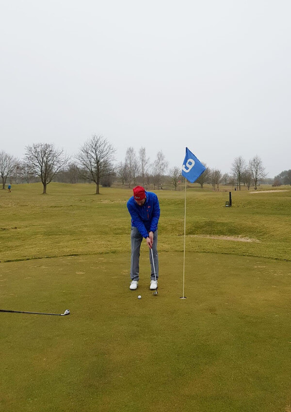 Golf Corona Pandemie