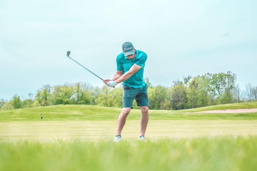 Jim Furyk Golfschwung