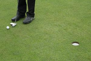 Golf Putten - Birdie