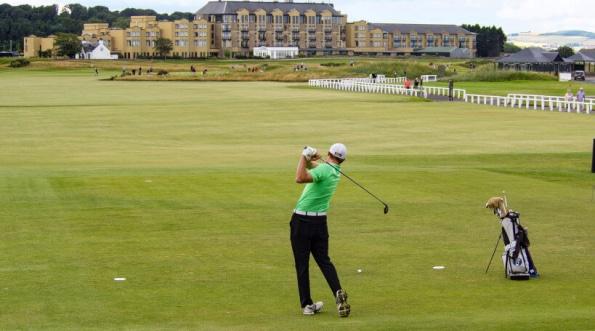 St Andrew - Schottland Golf