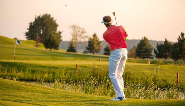 Golfschläger Weiten