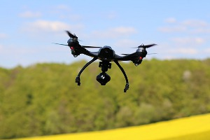 Drohne Golf