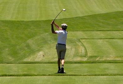 Golf richtig ausrichten