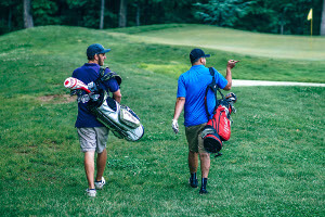 Golf-Etikette