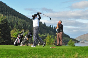 Golf spielen Kosten
