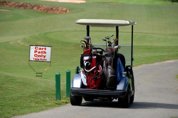 Golf Begriffe
