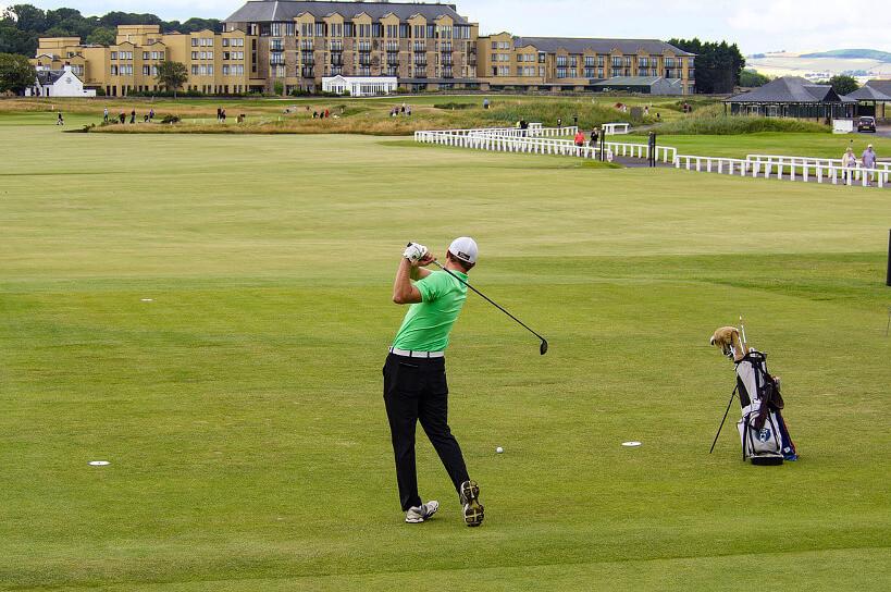 Golfregeln - Golfanlage St. Andrews