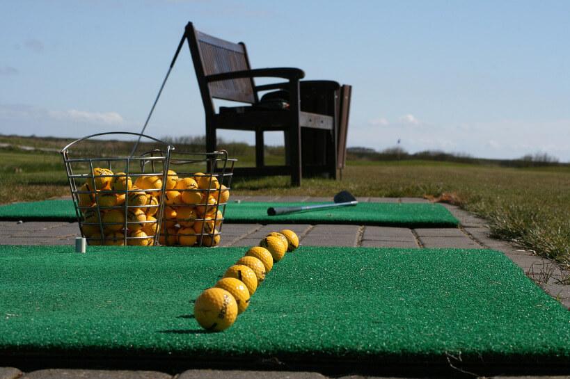Handicap Golf nach Pause