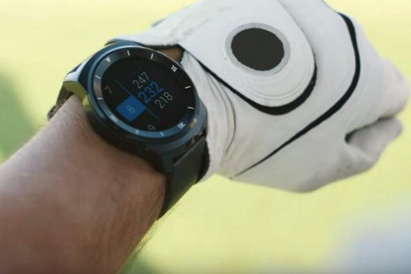 Samsung Gear S3 Golf App