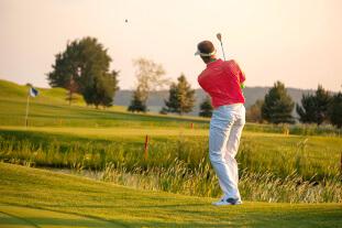 Schlagweiten Golfschläger