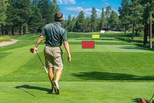 Schlägerkopfgeschwindigkeit Golf