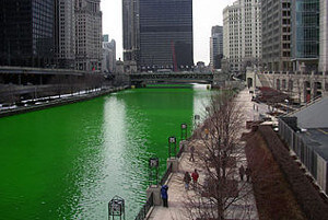 St. Patrick's Day - Chicago