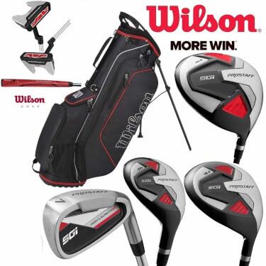 Wilson Golfschläger Set